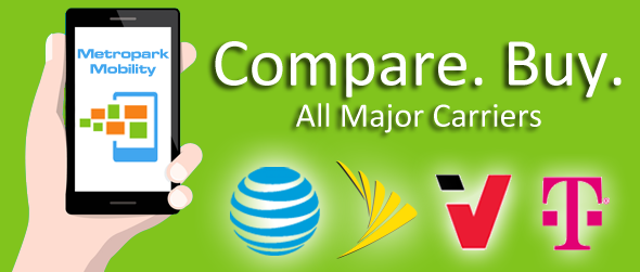 AT&T - Sprint - Verizon - Tmobile - Plus a bunch more