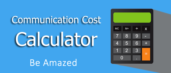 Find out what your real communications costs are